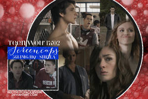 Photopack 7448 - Teen Wolf 1x02, Screencaps by southsidepngs