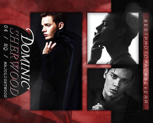 Photopack 8715 - Dominic Sherwood by southsidepngs