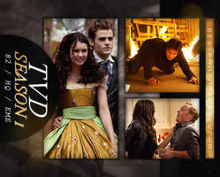 Photopack 8824 - The Vampire Diaries (Stills 1x22)