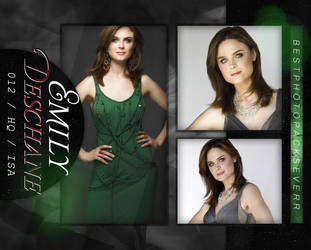 Photopack 8830 -Emily Deschanel by southsidepngs