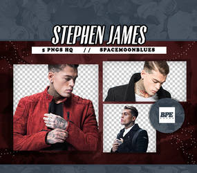 Pack png 1910 - Stephen James by southsidepngs