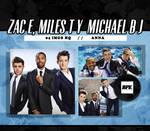 Photopack 10173- Zac E.  Miles T. y Michael B.J.