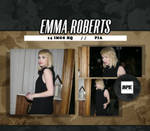 Photopack 10431 - Emma Roberts