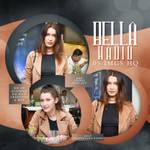 Photopack 11594 - Bella Hadid