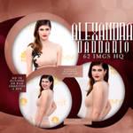 Photopack 11830 - Alexandra Daddario