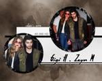 Photopack 16636 - Gigi Hadid y Zayn