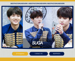 Photopack 21134 - Suga (BTS) by southsidepngs