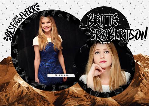 Photopack 21420 - Britt Robertson