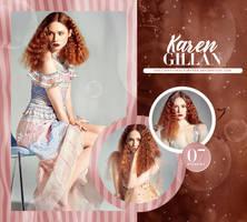 Photopack 26140 - Karen Gillan