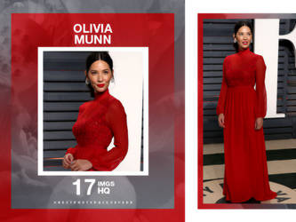 Photopack 29336 - - Olivia Munn by southsidepngs
