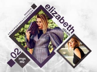 Photopack 29576 - Elizabeth Olsen by southsidepngs