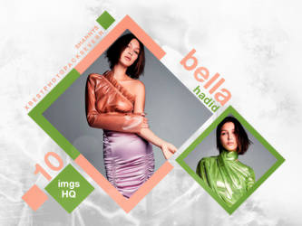 Photopack 29534 - Bella Hadid by southsidepngs