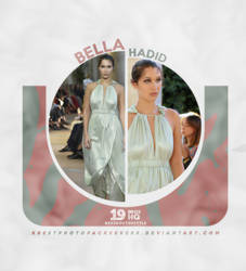 Photopack 29857 - Bella Hadid by southsidepngs