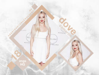 Photopack 29523 - Dove Cameron by southsidepngs
