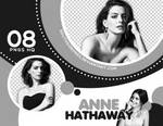 Png Pack 3676 - Anne Hathaway