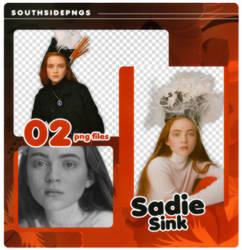 Png Pack 3687 - Sadie Sink