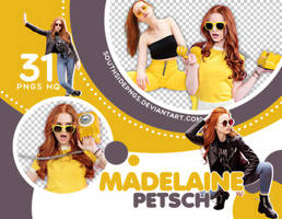 Png Pack 3632 - Madelaine Petsch by southsidepngs