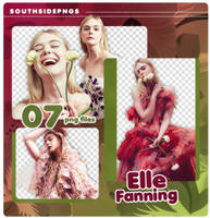 Png pack 3700 - Elle Fanning by southsidepngs