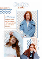 Png Pack 3861 - Sadie Sink by southsidepngs