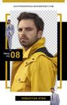 Png Pack 4001 - Sebastian Stan