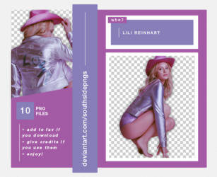 Png Pack 4083 - Lili Reinhart by southsidepngs