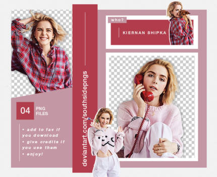 Png Pack 4097 - Kiernan Shipka
