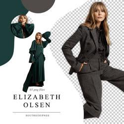 Png Pack 4156 - Elizabeth Olsen