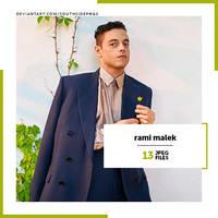 Photopack 30684 - Rami Malek