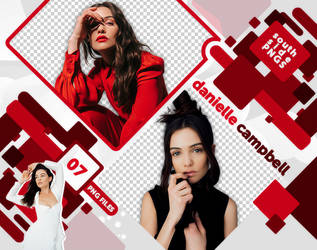 Png Pack 4192 - Danielle Campbell