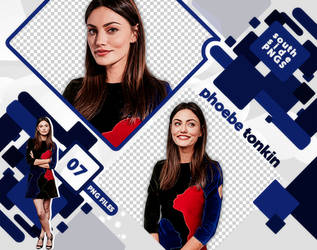 Png Pack 4194 - Phoebe Tonkin