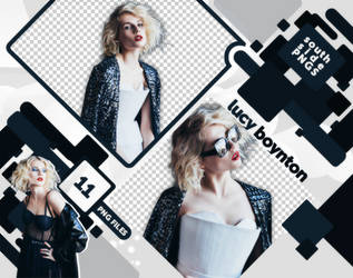 Png Pack 4198 - Lucy Boynton