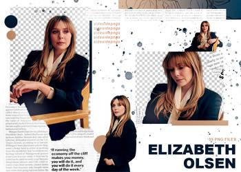Png Pack 4205 - Elizabeth Olsen