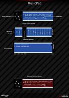 MusicPad Classic v1.5 by sXnc