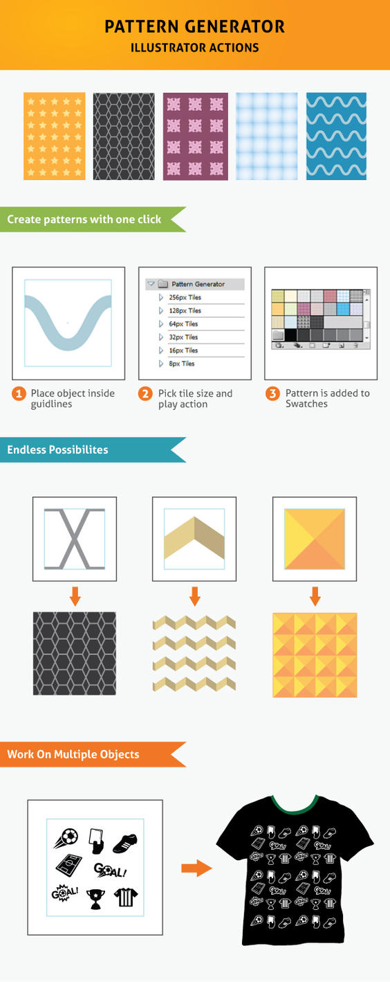 Pattern Generator (Free) by DeepBlueDesigns