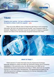 TISAX Brochure