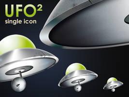 UFO2 single icon by Redmile