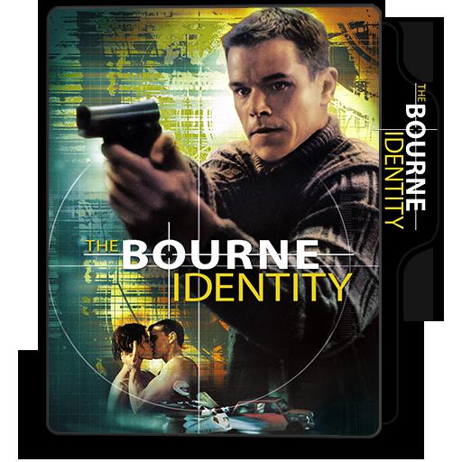 The Bourne Identity 2002 Folder Icon By Mesutisreal On Deviantart