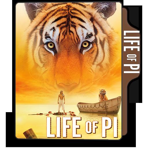 Life Of Pi 2012 Folder Icon By Mesutisreal On Deviantart