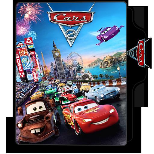 Cars 2 2011 Folder Icon By Mesutisreal On Deviantart