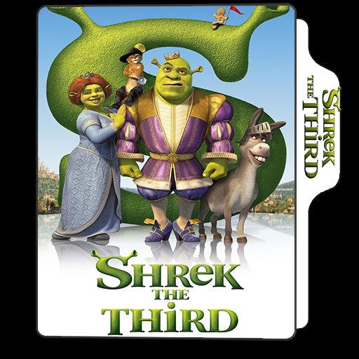 Shrek The Third 2007 Folder Icon By Mesutisreal On Deviantart