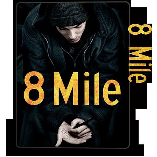8 Mile 2002 Folder Icon By Mesutisreal On Deviantart