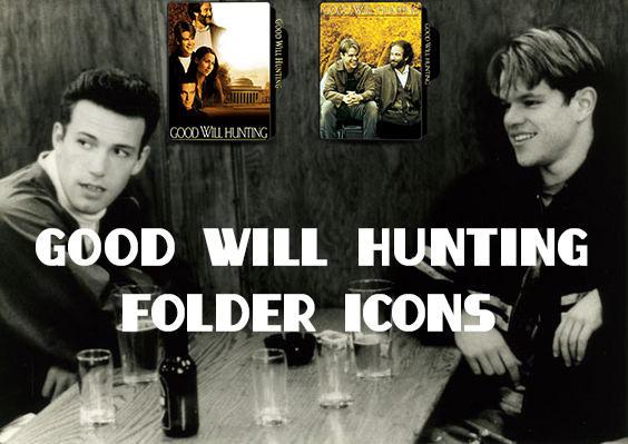 Good Will Hunting 1997 Folder Icons By Mesutisreal On Deviantart