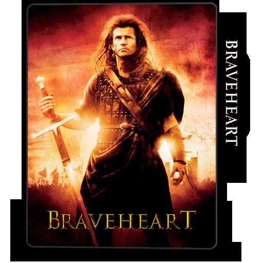 Braveheart 1995 Folder Icon By Mesutisreal On Deviantart