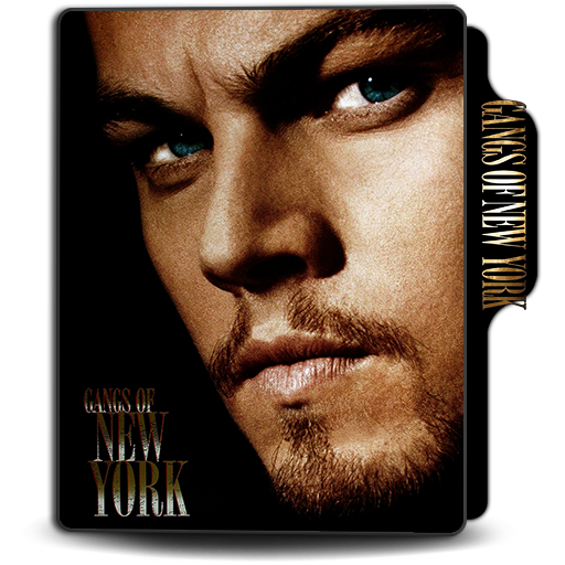 Gangs Of New York 2002 Folder Icon By Mesutisreal On Deviantart