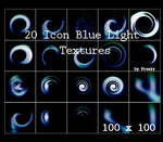 20 Icon Lights Textures