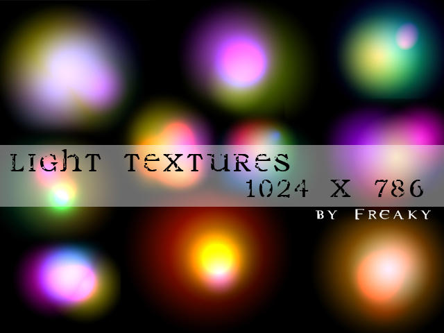 Light Color Texture Set 18 by freaky-x
