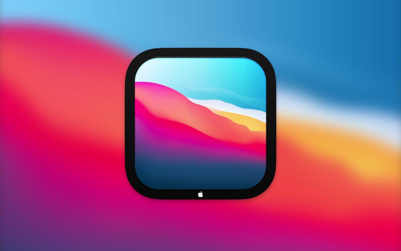 Big Sur - Desktop