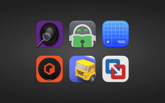 Big Sur - Apps Part II