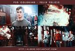 Felix Felicis | PSD Coloring