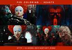 Hearts | PSD Coloring